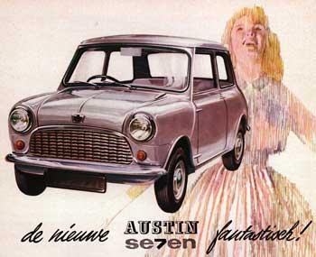 Austin Seven Mini